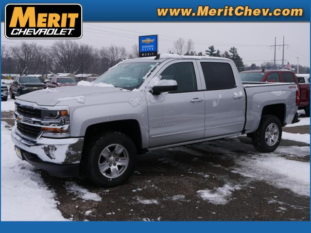 2018 Silverado 1500 Crew Cab 4x4,  Pickup #186776 - photo 1