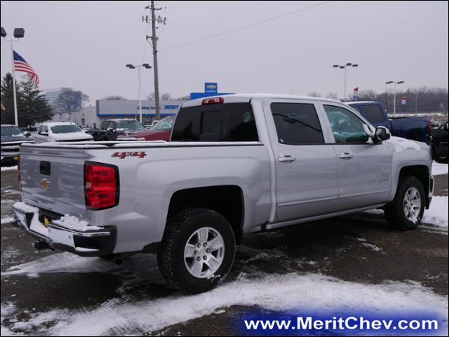 2018 Silverado 1500 Crew Cab 4x4,  Pickup #186776 - photo 2