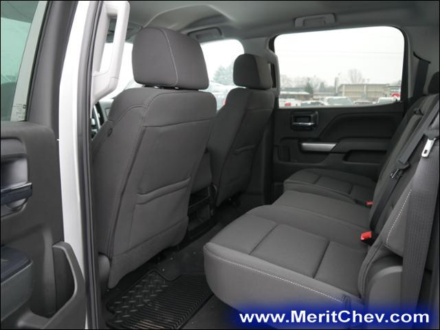 2018 Silverado 1500 Crew Cab 4x4,  Pickup #186776 - photo 4