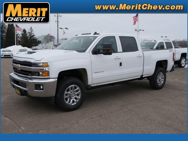 2018 Silverado 3500 Crew Cab 4x4, Pickup #187230 - photo 1
