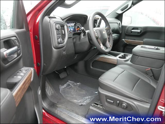 2019 Silverado 1500 Crew Cab 4x4,  Pickup #195133 - photo 3