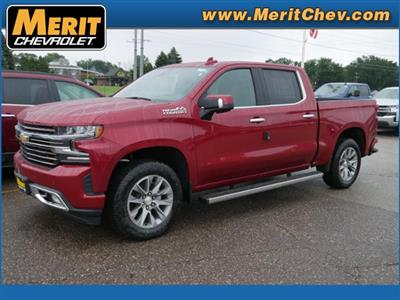 2019 Silverado 1500 Crew Cab 4x4,  Pickup #195133 - photo 1