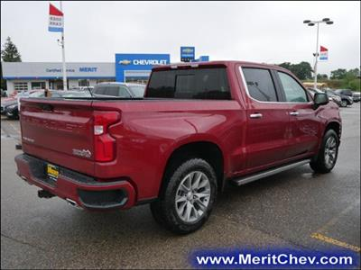 2019 Silverado 1500 Crew Cab 4x4,  Pickup #195133 - photo 2