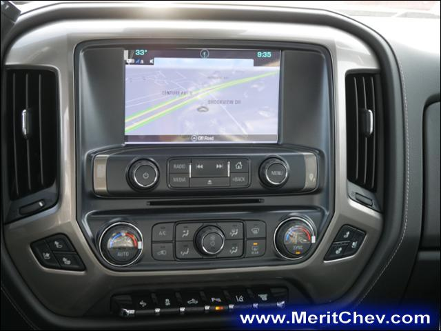 2019 Silverado 3500 Crew Cab 4x4,  Pickup #195136 - photo 6