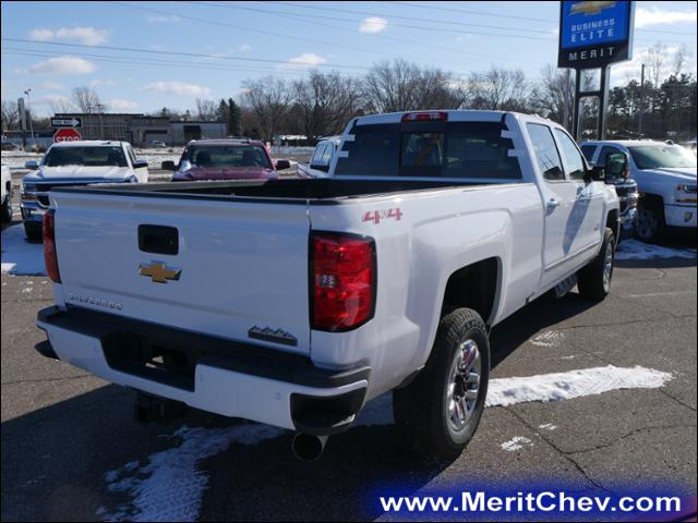 2019 Silverado 3500 Crew Cab 4x4,  Pickup #195188 - photo 2
