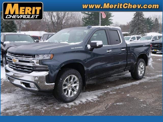 2019 Silverado 1500 Double Cab 4x4,  Pickup #195284 - photo 1
