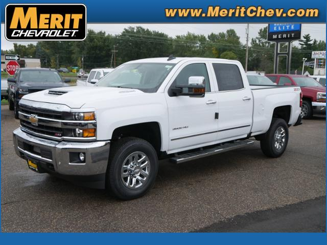 2019 Silverado 3500 Crew Cab 4x4,  Pickup #196081 - photo 1