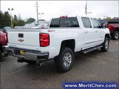 2019 Silverado 3500 Crew Cab 4x4,  Pickup #196081 - photo 2