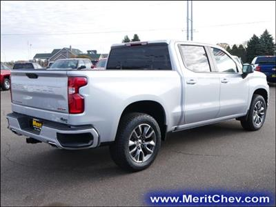 2019 Silverado 1500 Crew Cab 4x4,  Pickup #196198 - photo 2