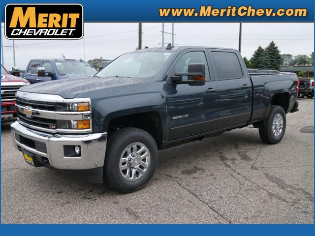 2019 Silverado 3500 Crew Cab 4x4,  Pickup #196602 - photo 1