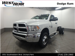 2017 Ram 3500 Regular Cab DRW, Cab Chassis #DOT70041 - photo 1