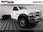 2017 Ram 5500 Regular Cab DRW, Cab Chassis #DOT70901 - photo 1
