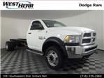 2017 Ram 5500 Regular Cab DRW, Cab Chassis #DOT70988 - photo 1