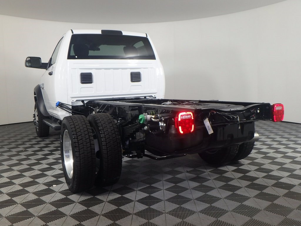 2018 Ram 5500 Regular Cab DRW 4x4, Cab Chassis #DOT80008 - photo 2