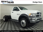 2018 Ram 5500 Regular Cab DRW 4x4, Cab Chassis #DOT80008 - photo 1
