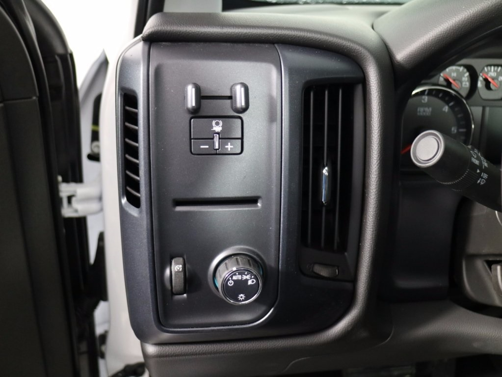 2017 Silverado 3500 Regular Cab DRW 4x4, Reading Classic II Steel Service Body #CT7782 - photo 10