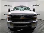 2017 Silverado 3500 Regular Cab DRW 4x4,  Reading Classic II Steel Service Body #CT7825 - photo 6