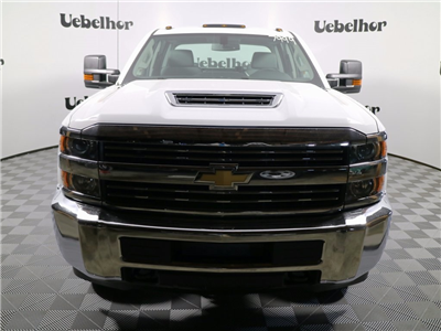 2017 Silverado 3500 Crew Cab DRW 4x4, Reading Classic II Steel Service Body #CT8172 - photo 3