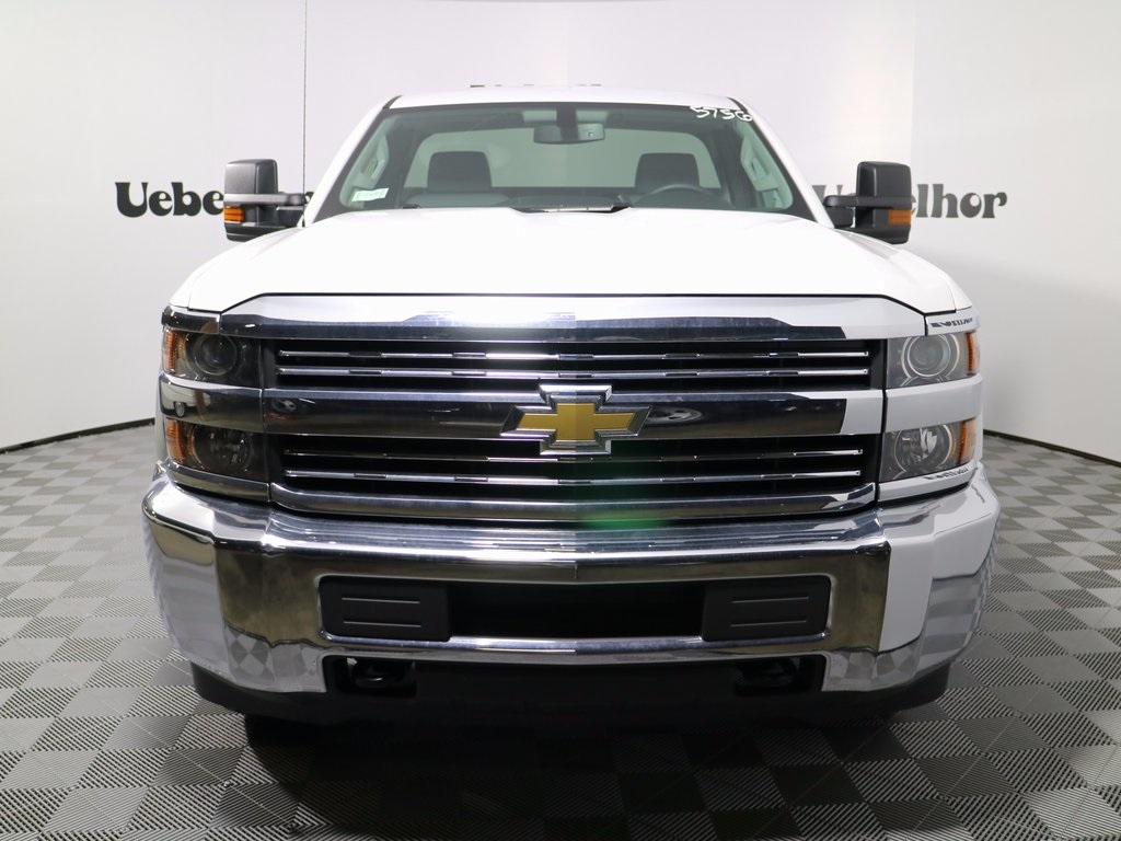 2017 Silverado 2500 Regular Cab, Reading SL Service Body #CT8218 - photo 5