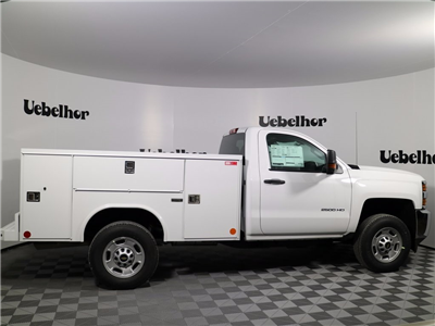 2017 Silverado 2500 Regular Cab, Reading SL Service Body #CT8218 - photo 3