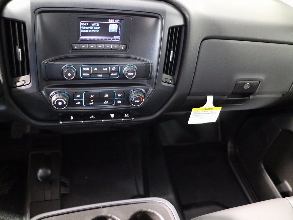 2017 Silverado 3500 Crew Cab DRW 4x4, Reading Classic II Steel Service Body #CT8221 - photo 14