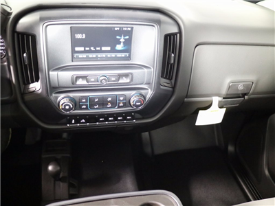 2017 Silverado 3500 Regular Cab DRW 4x4,  Reading Classic II Steel Service Body #CT8412 - photo 13