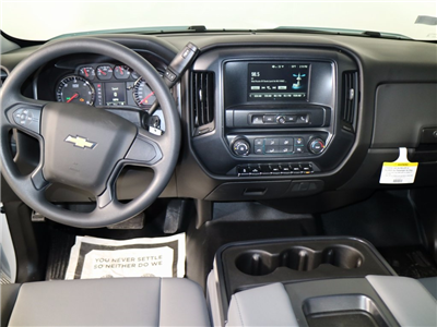 2017 Silverado 3500 Crew Cab DRW, Reading Classic II Steel Service Body #CT8456 - photo 17