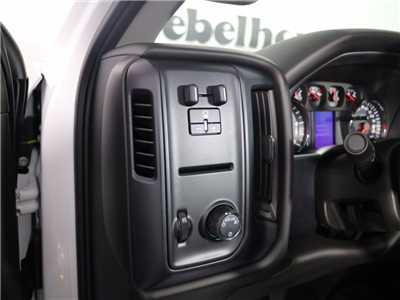 2017 Silverado 3500 Regular Cab DRW 4x4,  Reading Classic II Steel Service Body #CT8571 - photo 11
