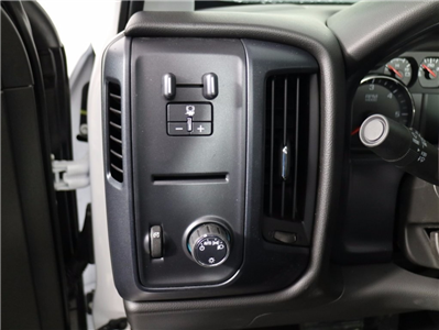 2017 Silverado 3500 Regular Cab DRW 4x4,  Reading Classic II Steel Service Body #CT8632 - photo 12