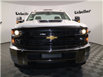 2017 Silverado 3500 Regular Cab DRW 4x4,  Reading Classic II Steel Service Body #CT9880 - photo 5
