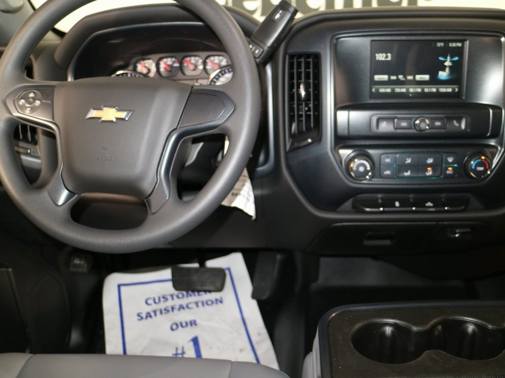 2018 Silverado 2500 Double Cab, Reading Spacemaker Service Body #T317 - photo 13