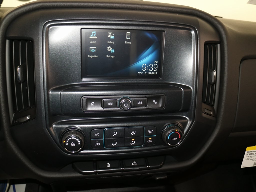 2018 Silverado 2500 Double Cab, Reading Spacemaker Service Body #T317 - photo 15