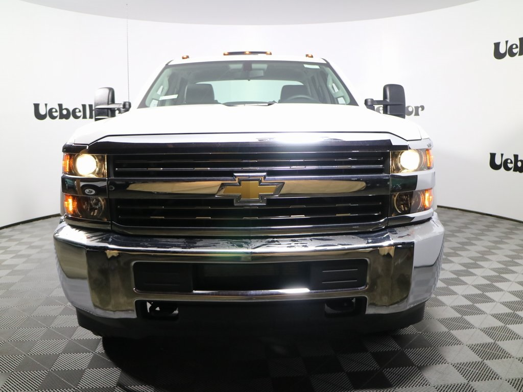 2018 Silverado 2500 Double Cab, Reading Spacemaker Service Body #T317 - photo 5