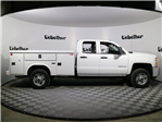2018 Silverado 2500 Double Cab, Reading Spacemaker Service Body #T317 - photo 4