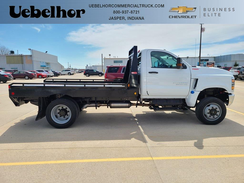 2020 Chevrolet Silverado 4500 Regular Cab DRW 4x4, Knapheide Platform Body #ZT10044 - photo 1