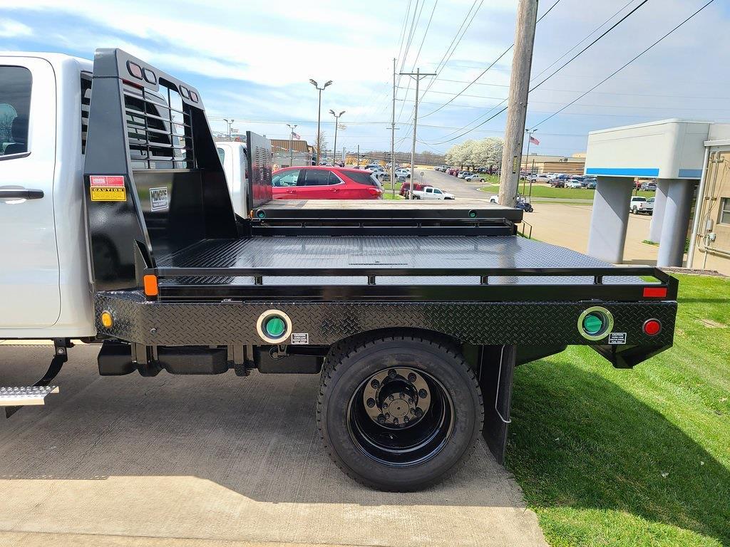 2020 Chevrolet Silverado 4500 Crew Cab DRW 4x2, Hillsboro GII Steel Platform Body #ZT10182 - photo 5