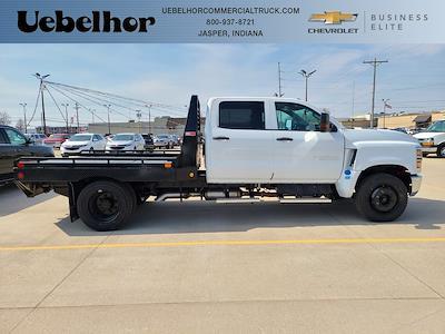 2020 Chevrolet Silverado 4500 Crew Cab DRW 4x2, Hillsboro GII Steel Platform Body #ZT10183 - photo 1