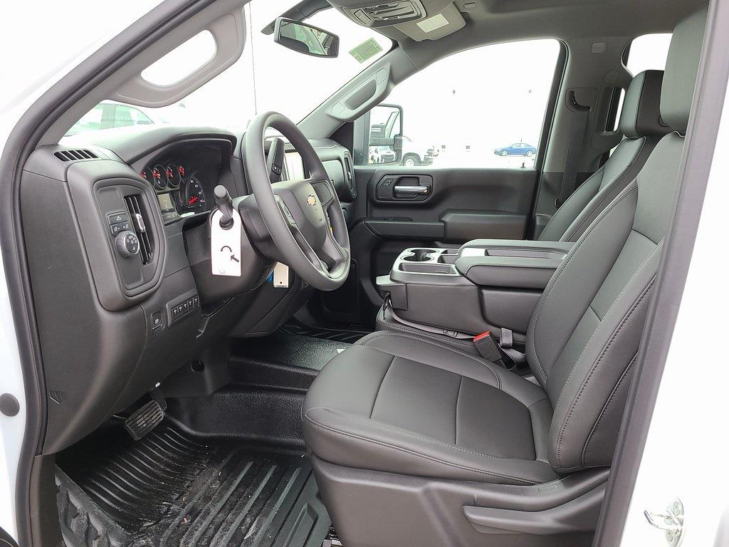 2021 Chevrolet Silverado 2500 Crew Cab 4x2, Reading SL Service Body #ZT10194 - photo 9