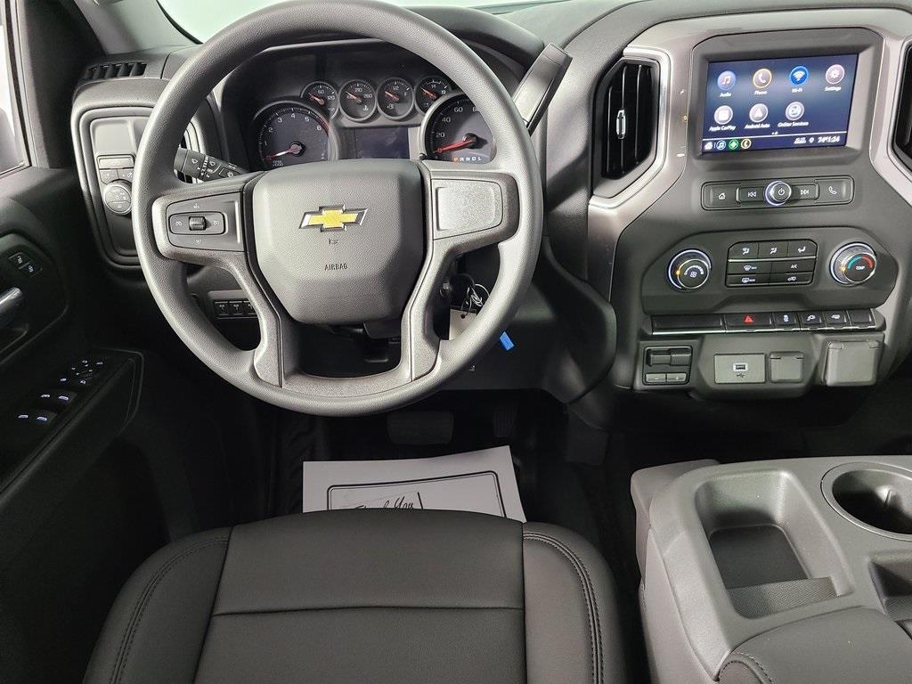 2021 Chevrolet Silverado 2500 Double Cab 4x2, Knapheide Steel Service Body #ZT10243 - photo 12