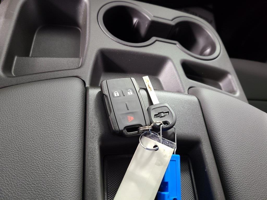 2021 Chevrolet Silverado 2500 Double Cab 4x2, Knapheide Steel Service Body #ZT10243 - photo 16