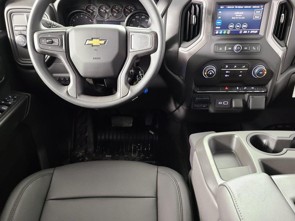 2021 Chevrolet Silverado 2500 Crew Cab 4x2, Reading SL Service Body #ZT10271 - photo 12