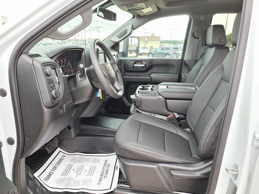 2021 Chevrolet Silverado 3500 Crew Cab 4x4, Reading Classic II Steel Service Body #ZT10358 - photo 10