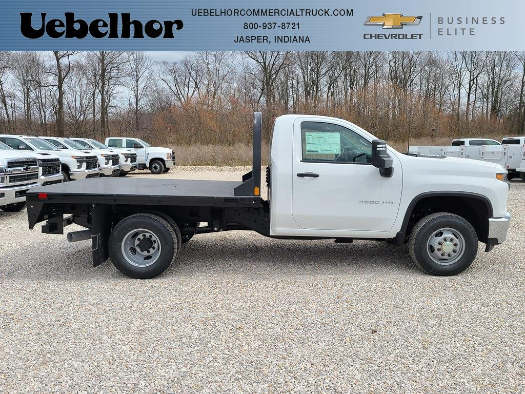 2021 Chevrolet Silverado 3500 Regular Cab 4x4, CM Truck Beds Platform Body #ZT10380 - photo 1