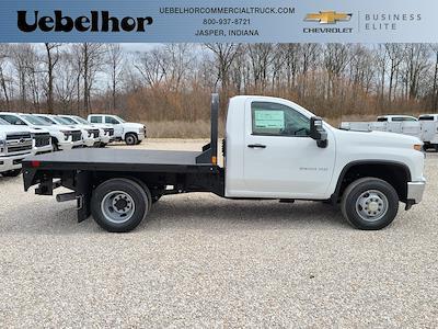 2021 Chevrolet Silverado 3500 Regular Cab 4x4, CM Truck Beds RD Model Platform Body #ZT10380 - photo 1