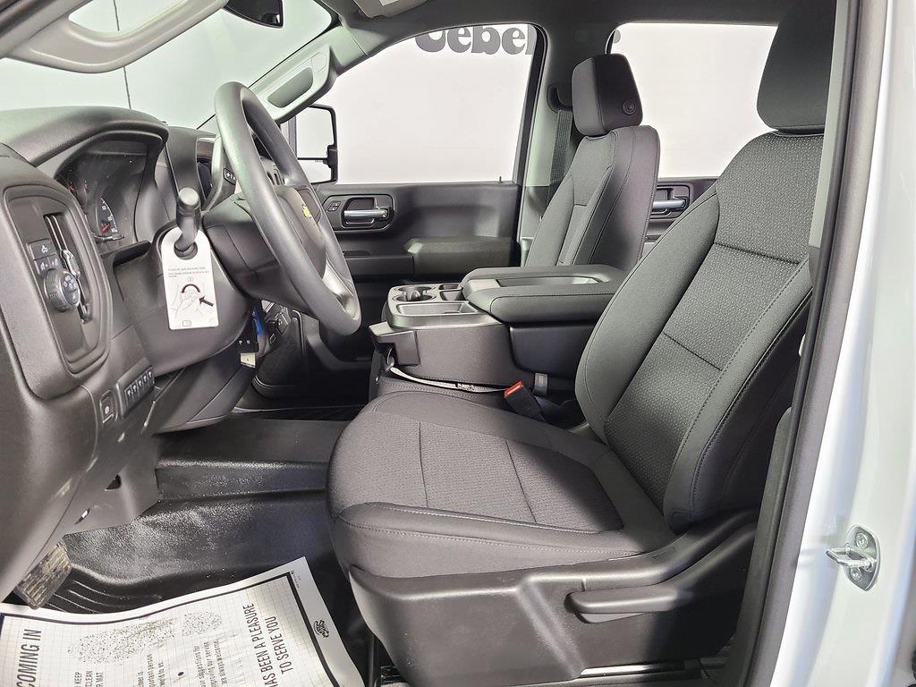 2021 Chevrolet Silverado 2500 Crew Cab 4x2, Reading SL Service Body #ZT10428 - photo 10