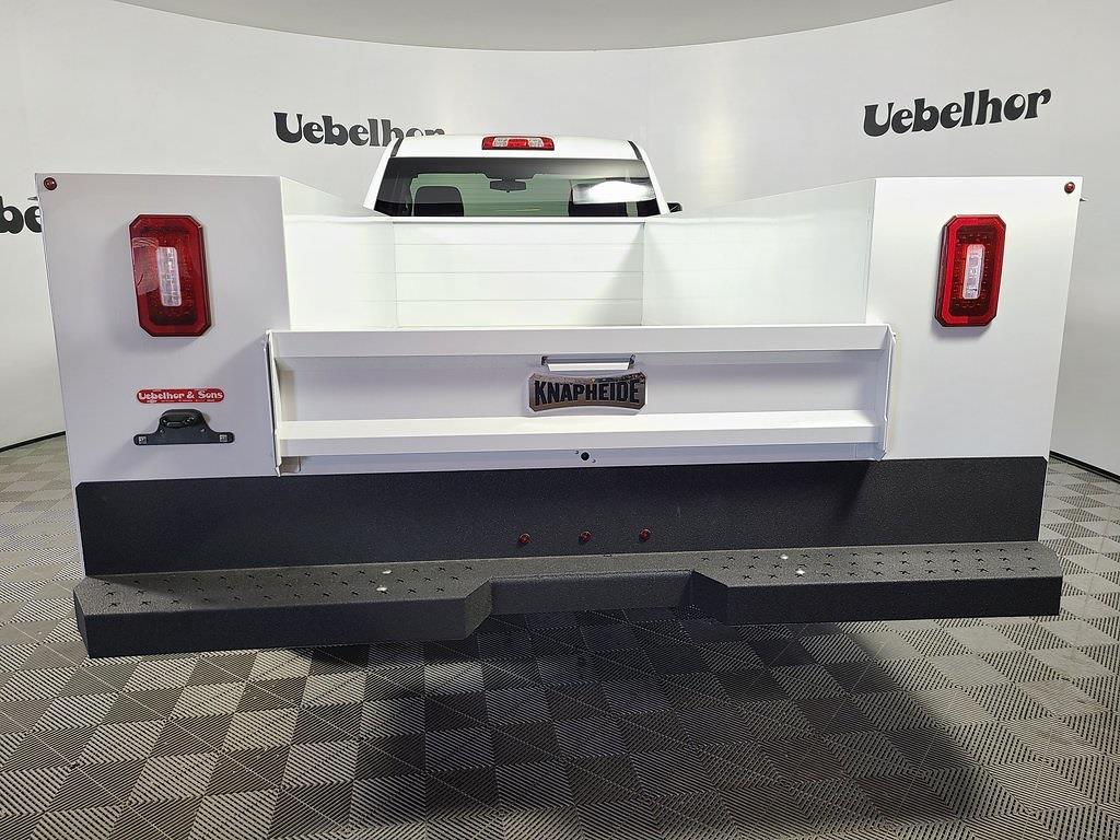 2021 Chevrolet Silverado 3500 Regular Cab 4x4, Knapheide Steel Service Body #ZT10483 - photo 2