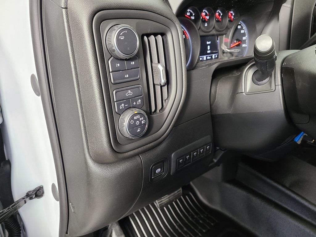 2021 Chevrolet Silverado 2500 Crew Cab 4x4, Reading SL Service Body #ZT10500 - photo 12