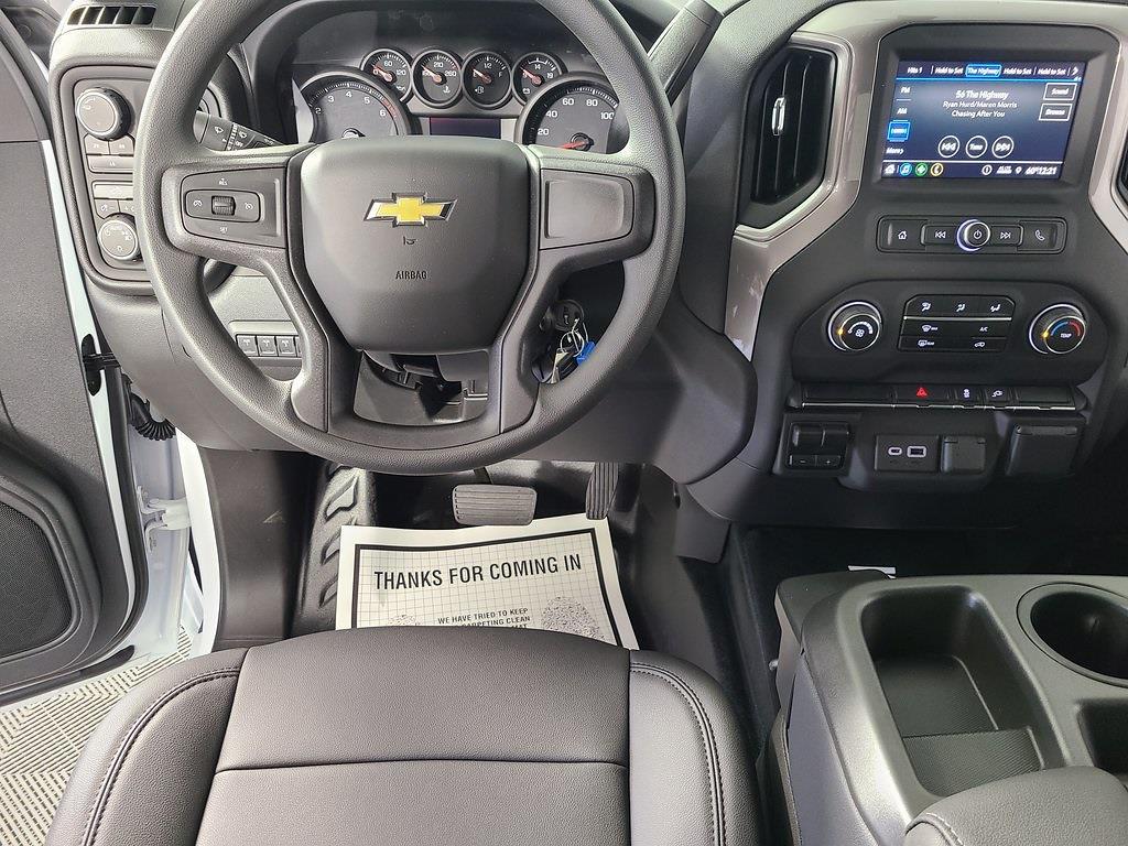 2021 Chevrolet Silverado 2500 Crew Cab 4x4, Reading SL Service Body #ZT10507 - photo 11