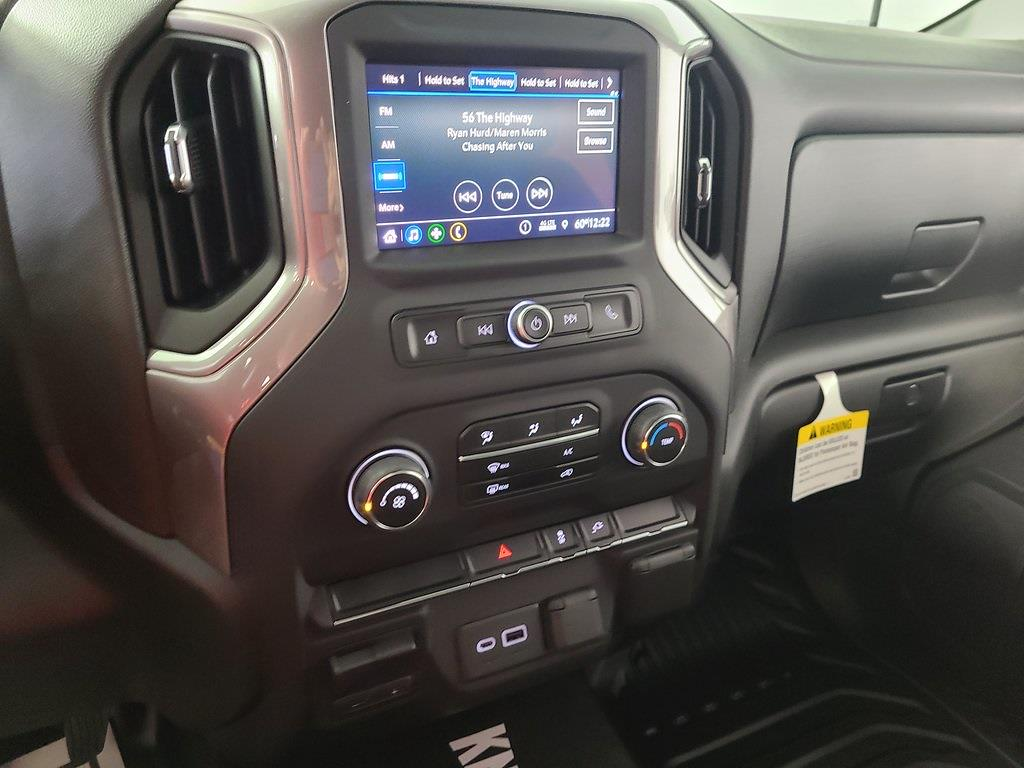 2021 Chevrolet Silverado 2500 Crew Cab 4x4, Reading SL Service Body #ZT10623 - photo 13