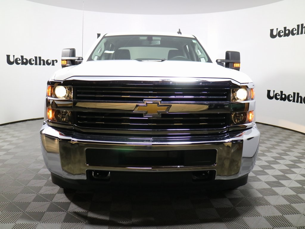 2018 Silverado 2500 Crew Cab 4x2,  Reading SL Service Body #ZT1067 - photo 5